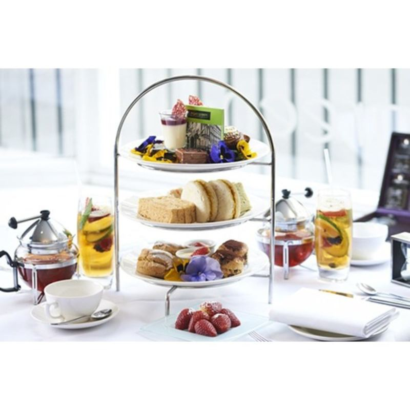 Chocolate Afternoon Tea for Two at Hilton London Green Park Hotel product image