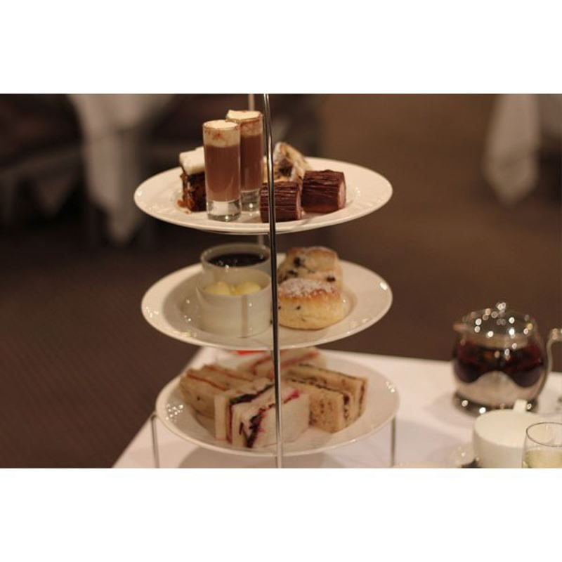 Sparkling Afternoon Tea for Two at The Priest House by the River product image