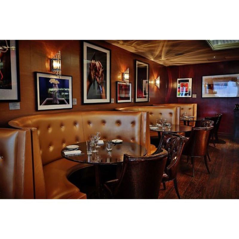 2 For 1 Three Course Meal with Bubbles for Two at Sanctum, Soho product image