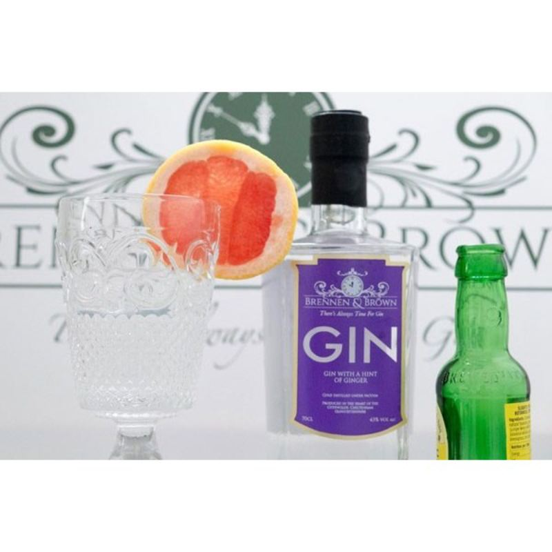 Gin Tasting Experience for Two at Brennen and Brown product image