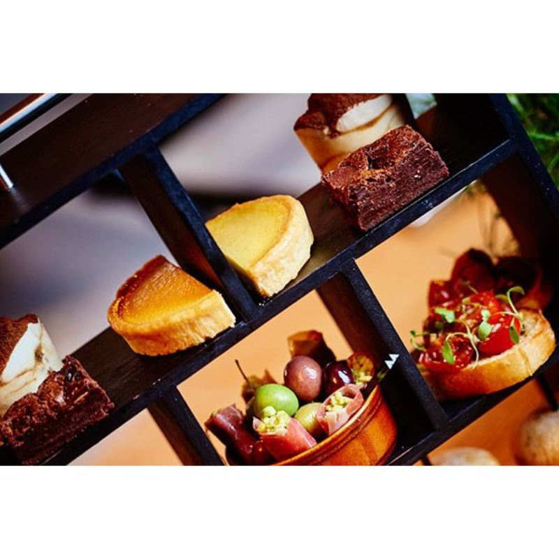 Italian Sparkling Afternoon Tea at Marco Pierre White, Bardolino Birmingham product image