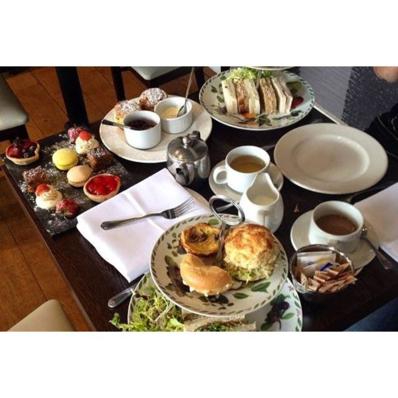 Afternoon Tea for Two at Colwick Hall Hotel product image