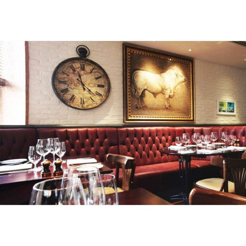 Three Course Meal with Bottle of Wine for Two at Reform Social & Grill product image