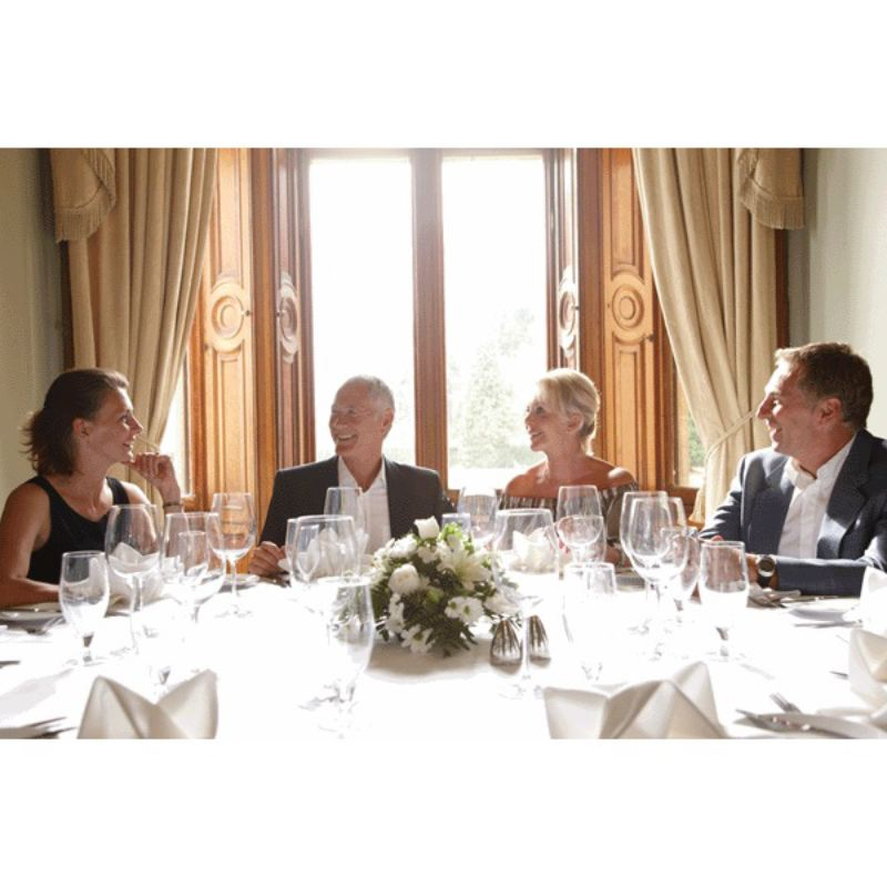 Three Course Dinner for Two at Thoresby Hall product image