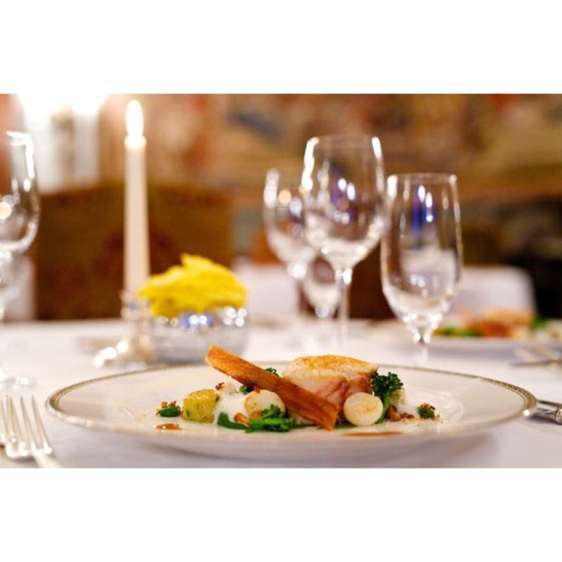 Three Course Dinner for Two in The Wernher Restaurant product image