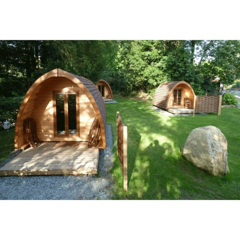 One Night Camping Break at Langstone Manor product image