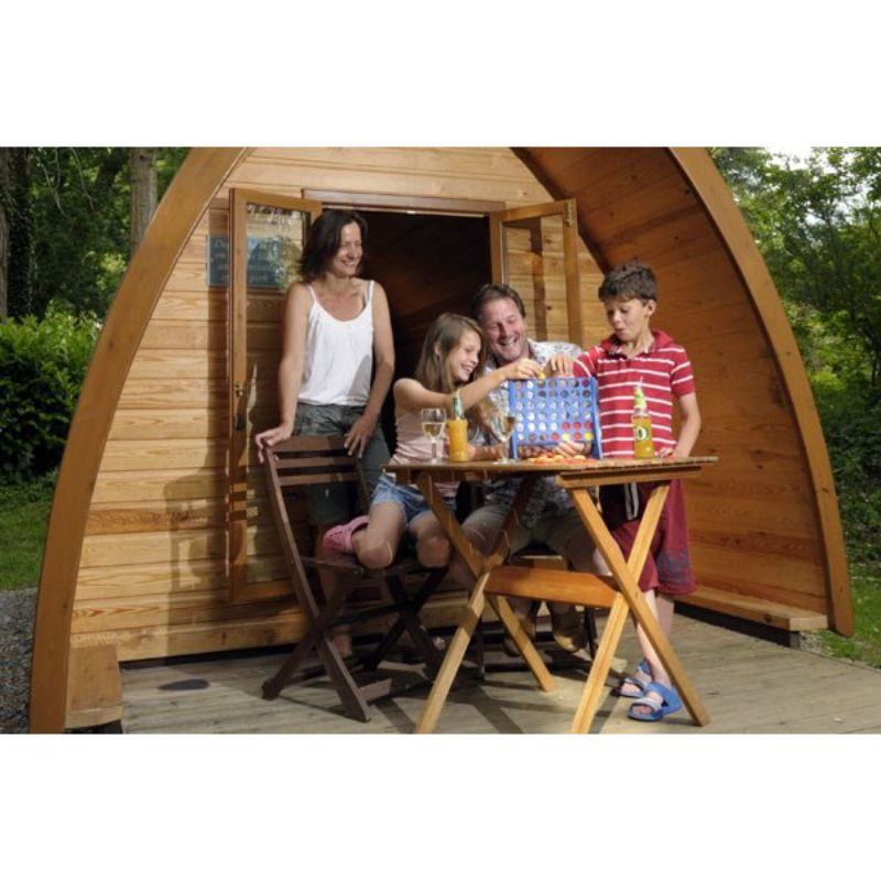 Two Night Camping Break at Langstone Manor product image