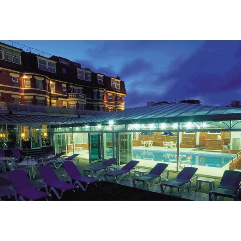 One Night Break with Dinner at Hallmark Hotel Bournemouth Westcliff product image