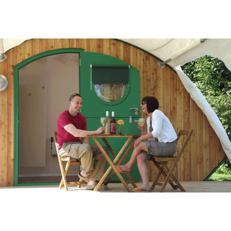 Two Night Glamping Break at Old Oaks Touring Park product image