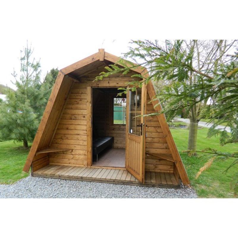 Overnight Glamping Break at Greenway Touring and Glamping Park product image