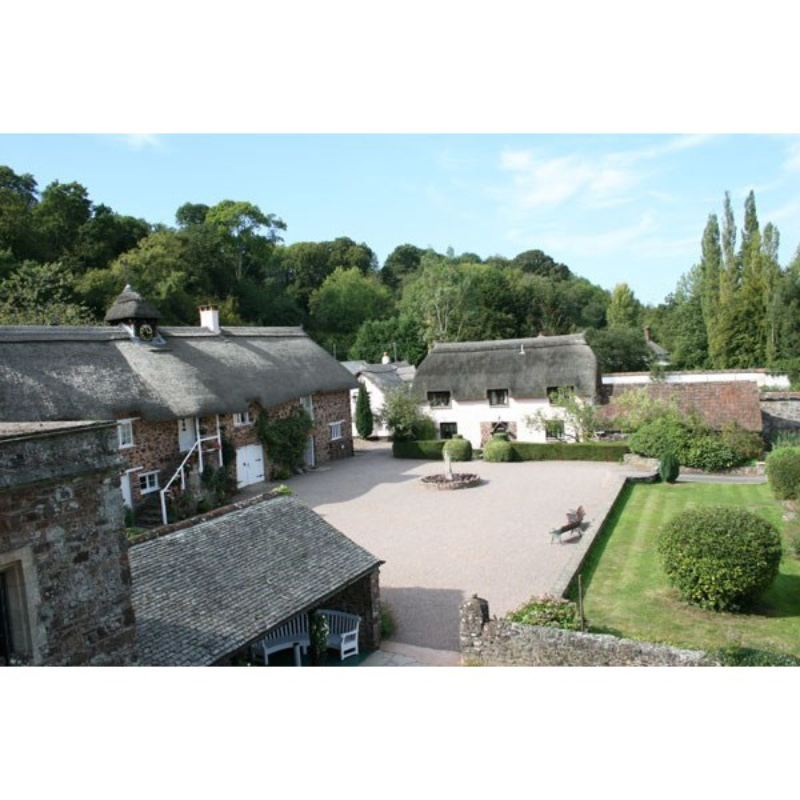Two Night Stay with Breakfast for Two at Bickleigh Castle product image