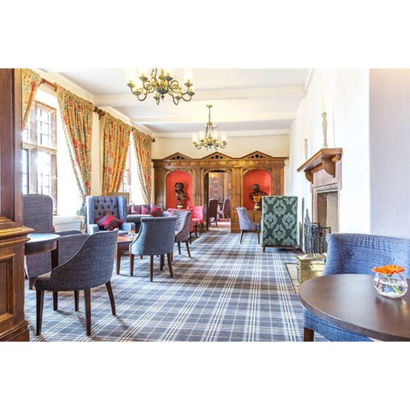 Two Night Break with Dinner for Two at Billesley Manor Hotel product image
