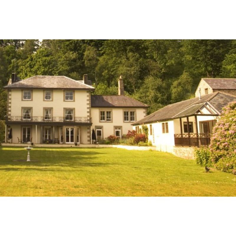 One Night Break with Dinner at the Lovelady Shield Country House Hotel for Two product image