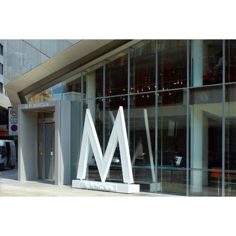 Luxury Overnight Spa Break with Breakfast at the M by Montcalm Hotel for Two product image