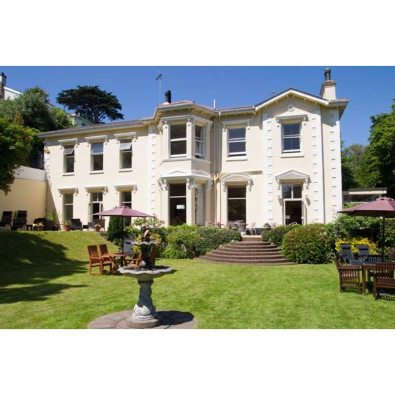 One Night Break with Dinner at The Hotel Balmoral For Two in Devon product image
