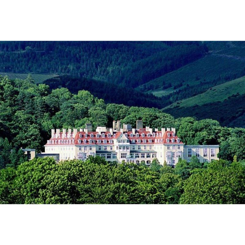 Two Night Getaway with Dinner at The Peebles Hydro Hotel product image