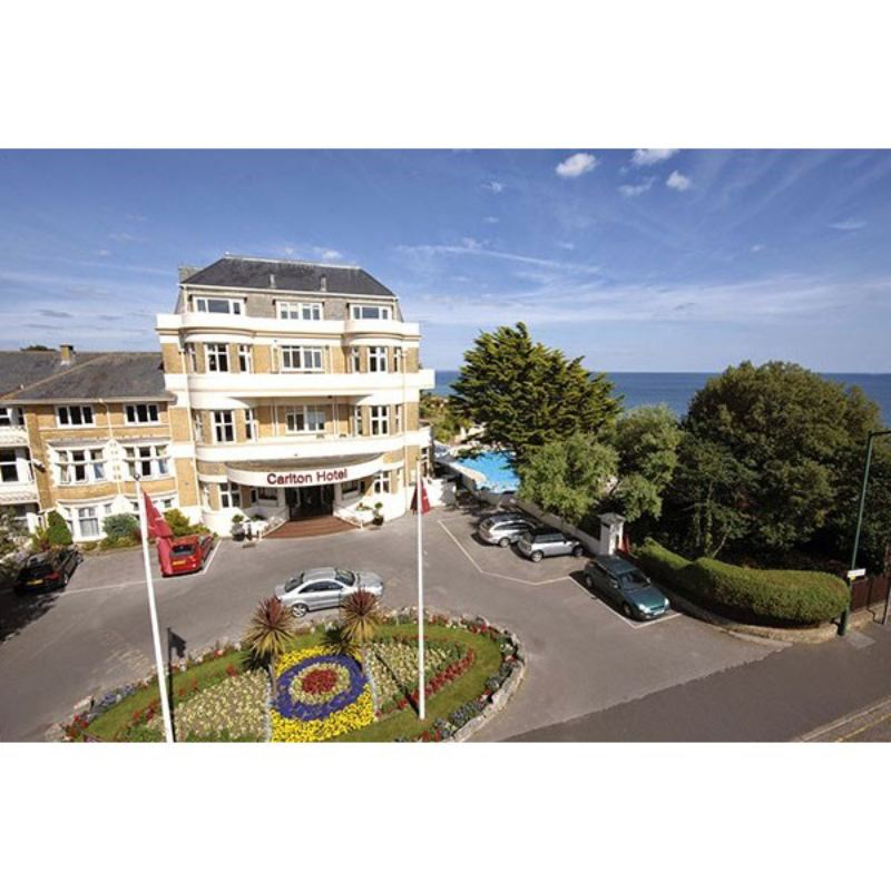 Two Night Break with Dinner at Hallmark Hotel Bournemouth Carlton product image