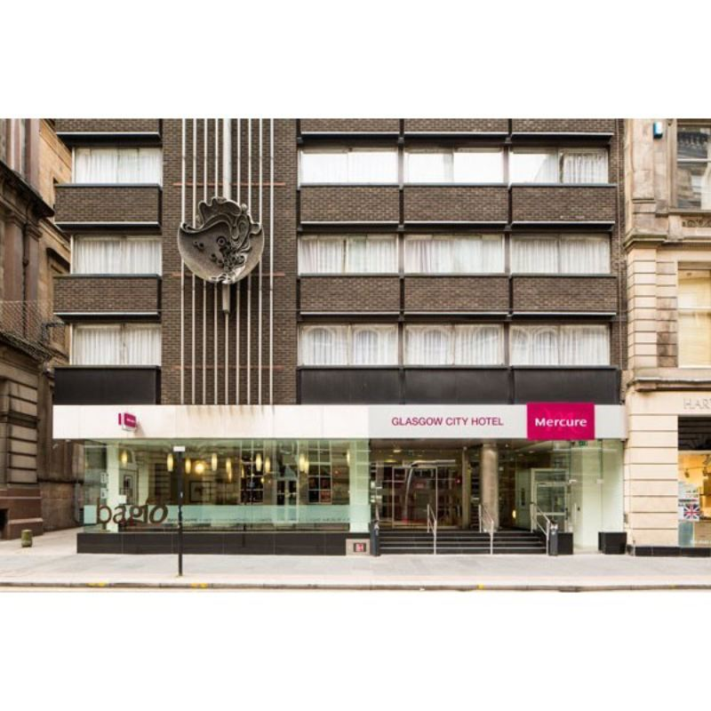 Overnight Break at the Mercure Glasgow City Hotel product image