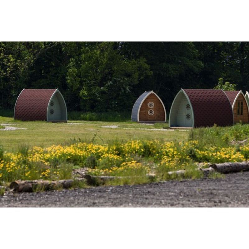 One Night Glamping at Stanley Villa Farm Camping product image