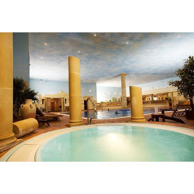 Signature Overnight Spa Break with Treatment and Dinner at Whittlebury Hall product image