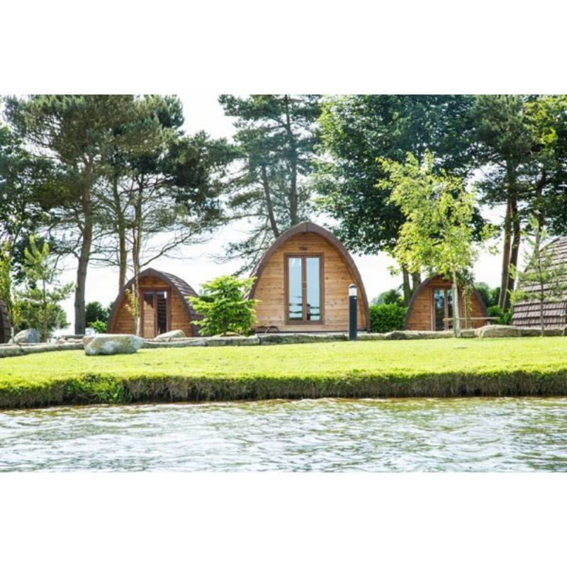 Two Night Break in a Private Camping Pod at Lake Dacre product image