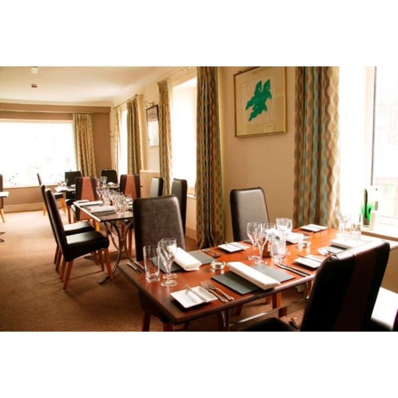 Two Night Break at Carlton Riverside Restaurant with Rooms product image