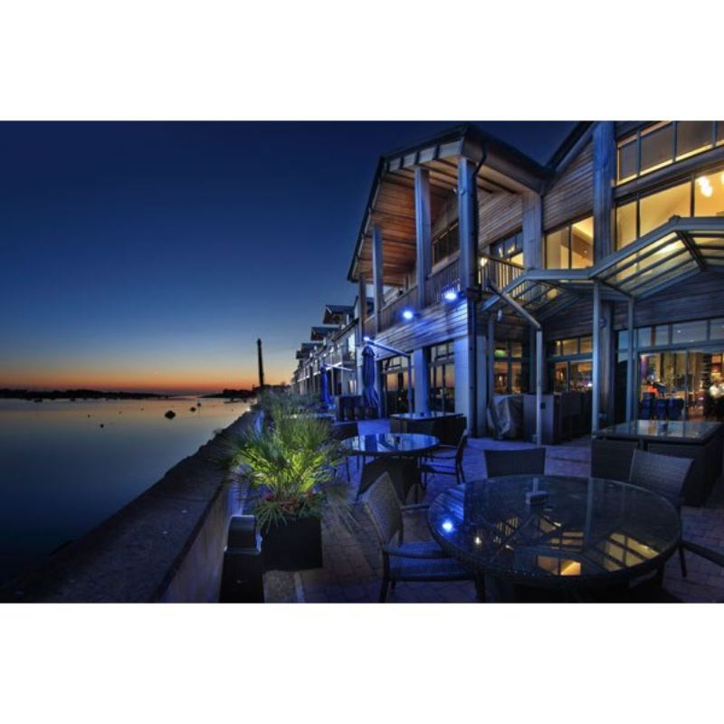 One Night Indulgent Gourmet Escape at The Quay Hotel and Spa product image