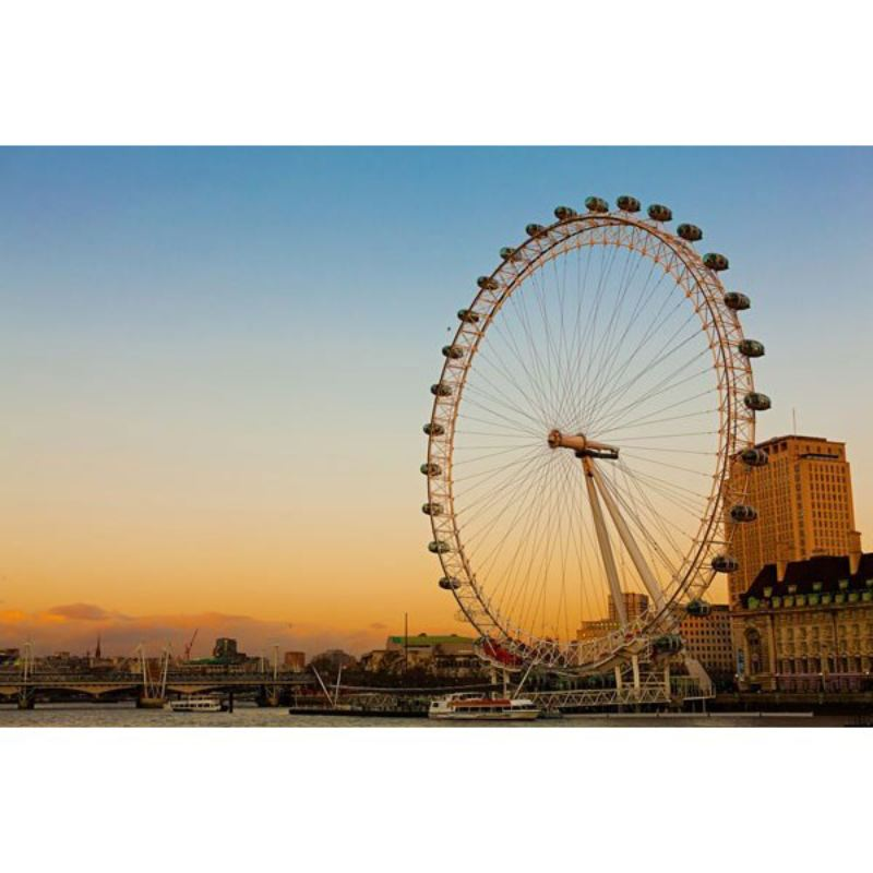 Coca Cola London Eye Tickets and Searcy's Bellini Afternoon Tea for Two product image