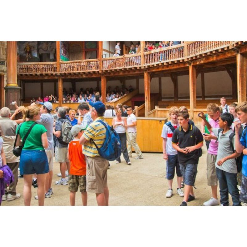 Shakespeare's Globe Guided Tour for Two product image