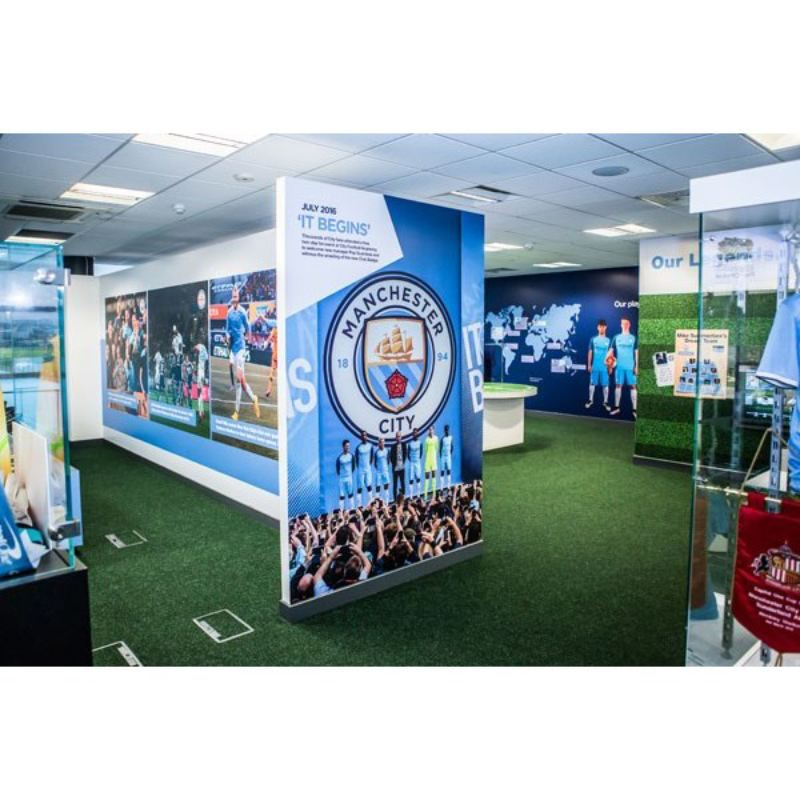 Child Tour of Manchester City Stadium product image