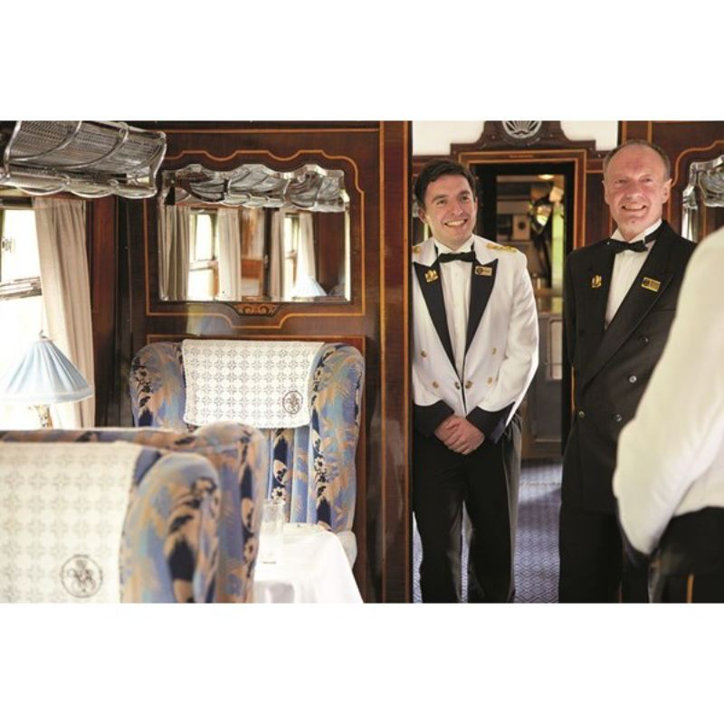 Best of Britain Day Excursion on Belmond British Pullman for Two product image