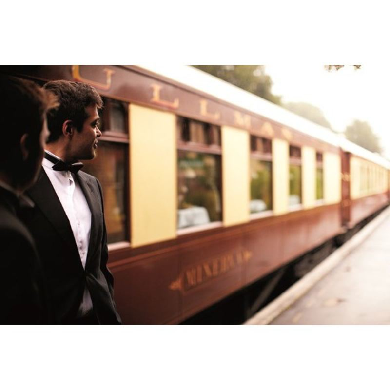 Steam Hauled Golden Age of Travel on Belmond British Pullman for Two product image