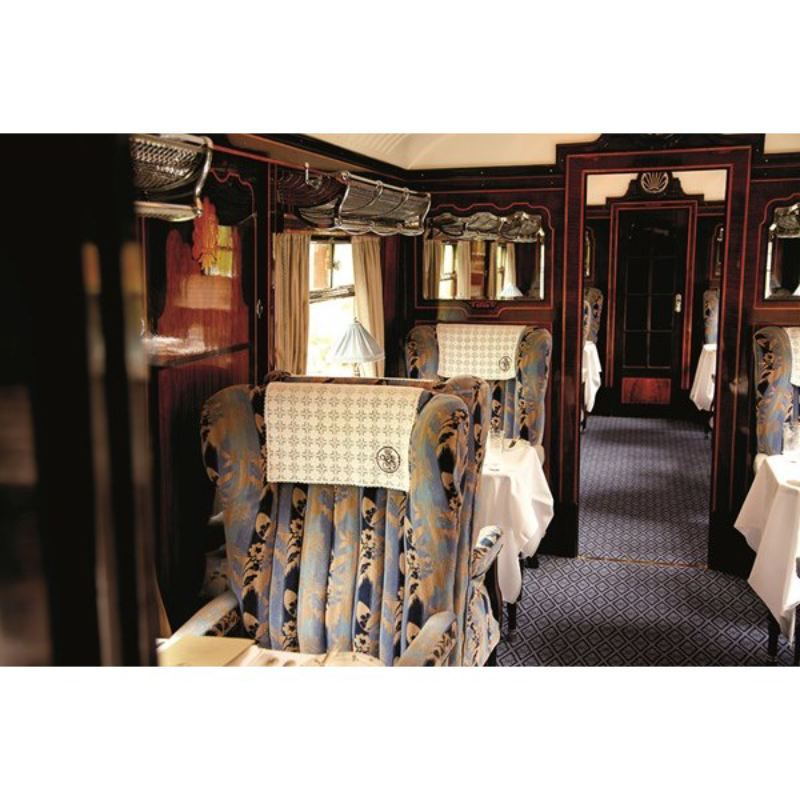 Murder Mystery Lunch on Belmond British Pullman for Two product image