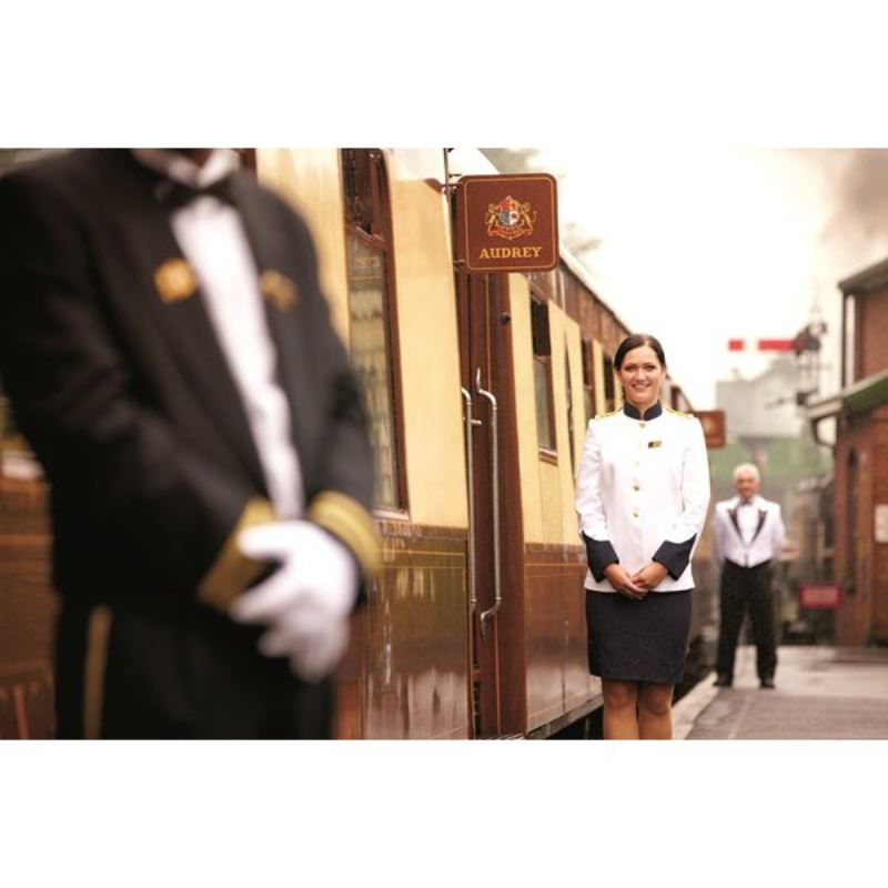 Golden Age of Travel on Belmond British Pullman for Two product image