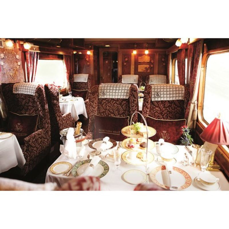 Afternoon Tea on the Northern Belle for Two product image