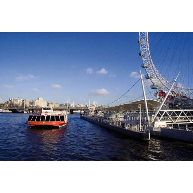 Lunch Cruise on the Thames for Two Special Offer product image
