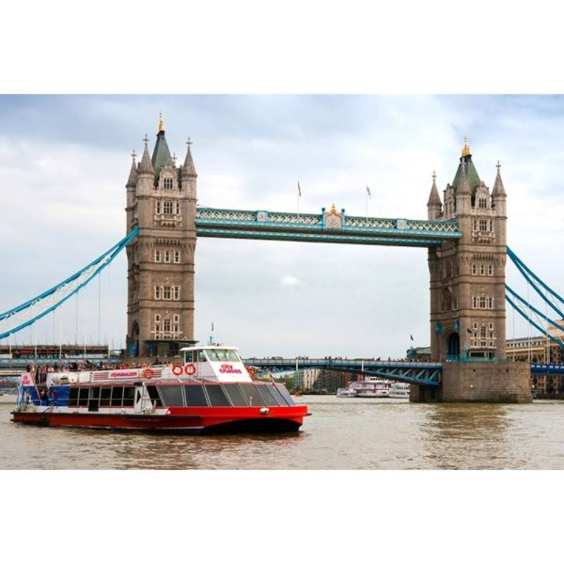 2 for 1 Thames Cruise 3 Day Rover Pass Special Offer product image