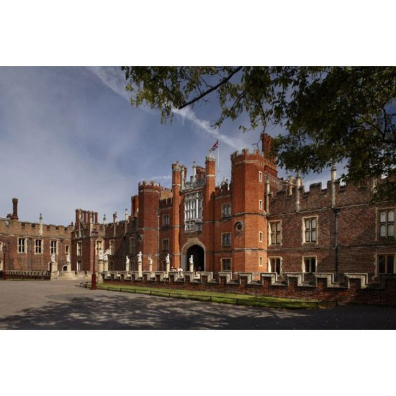 Hampton Court Palace Visit and Champagne Afternoon Tea for Two product image