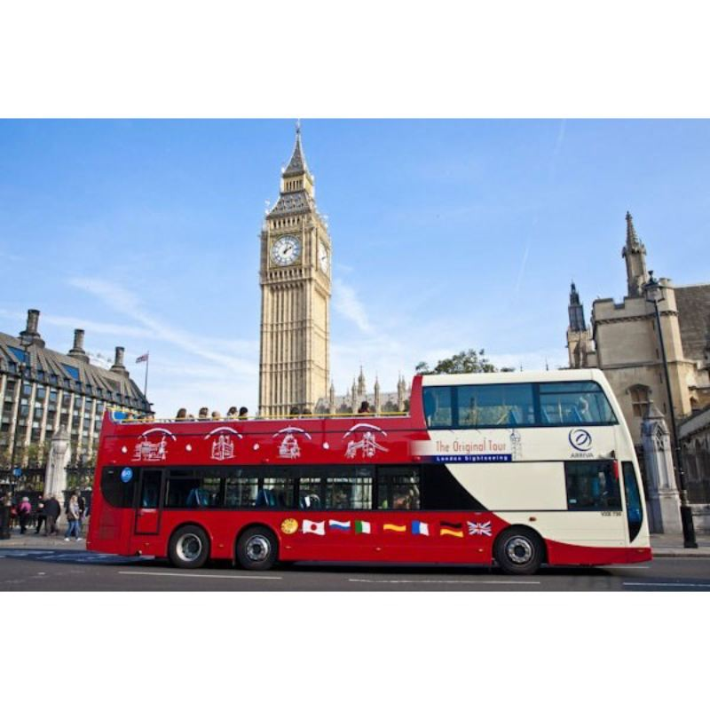 The Original London Sightseeing Tour for Two product image