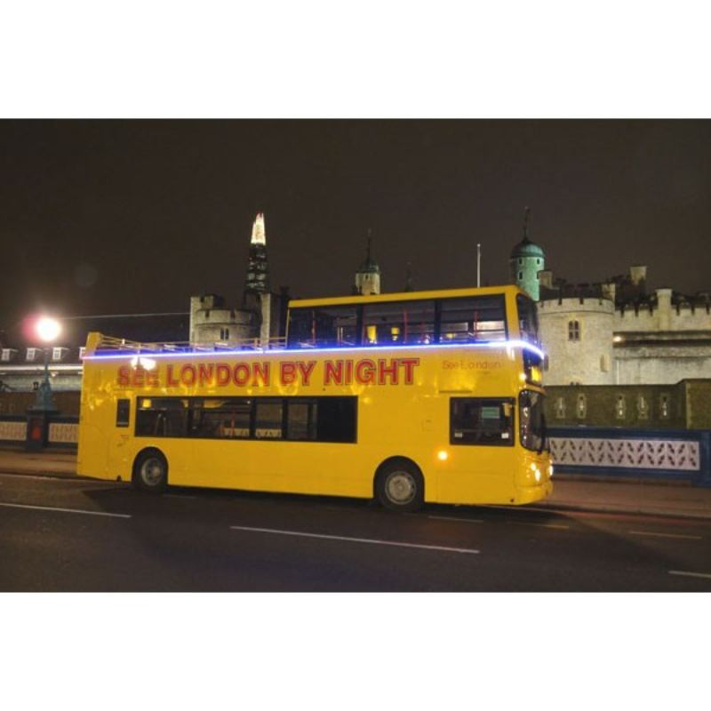 See London By Night Tour for Two product image