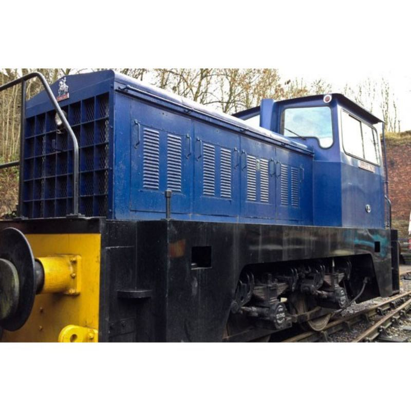 Introductory Diesel Train Driving Experience on the Elsecar Heritage Railway product image