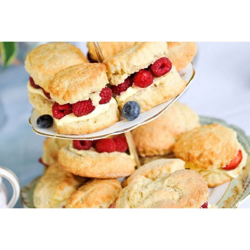 Warwick Castle Entry with Afternoon Tea at the Conservatory Tea House product image