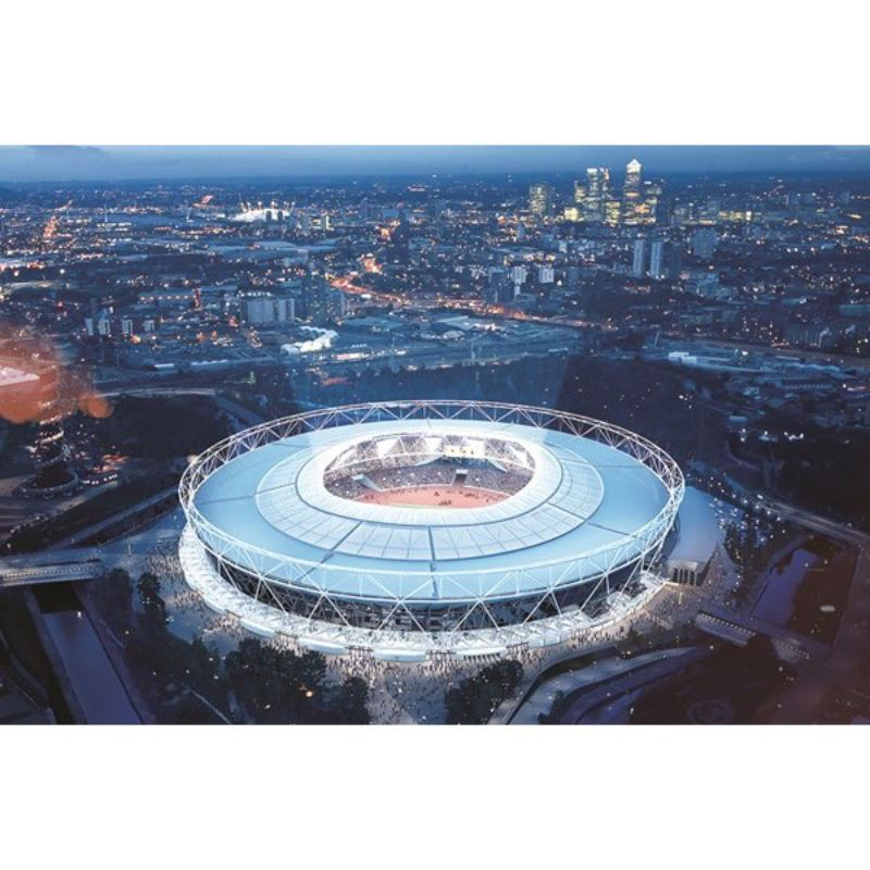 London Stadium Tour for One Adult and One Child product image