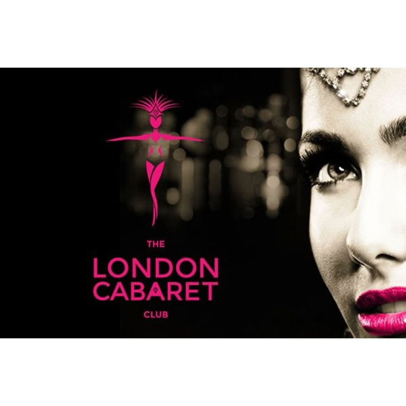 The London Cabaret Club Tickets and Meet the Stars for Two product image