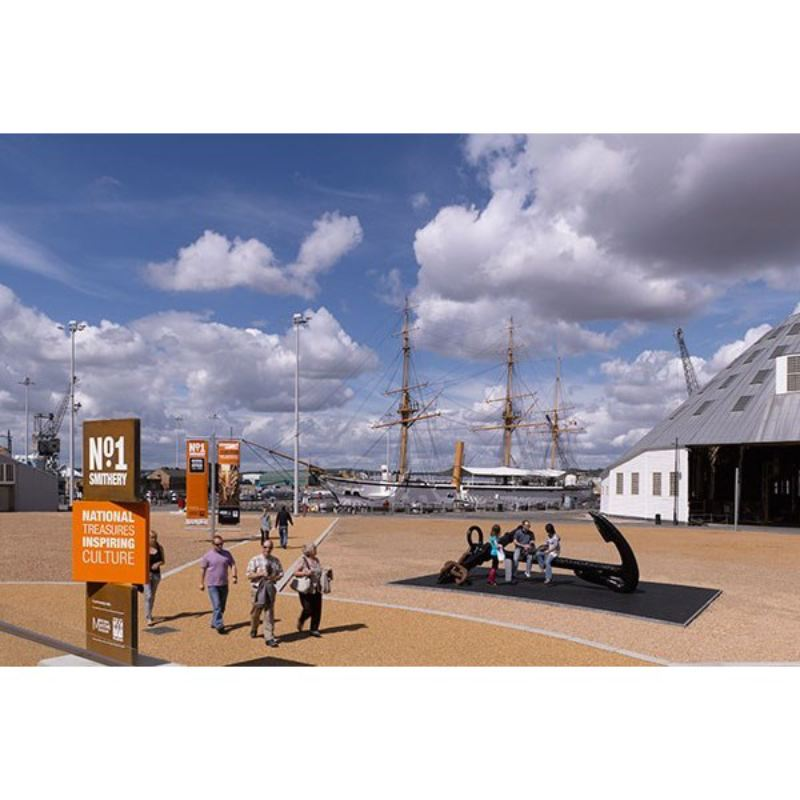 Chatham Historic Dockyard Annual Pass for Two product image