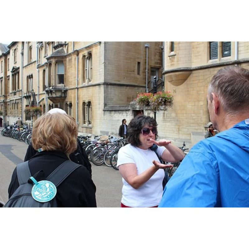 Inspector Morse, Lewis and Endeavour Tour of Oxford for Two product image