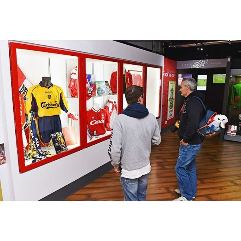 Liverpool FC Stadium Tour with Museum Entry product image