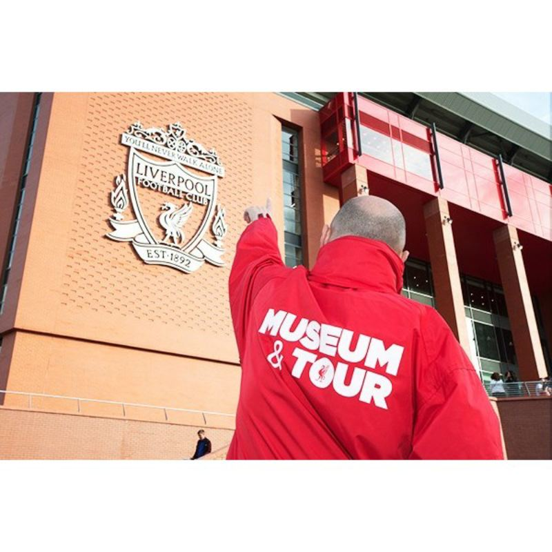 Legends Q and A with Liverpool FC Stadium Tour for Two product image