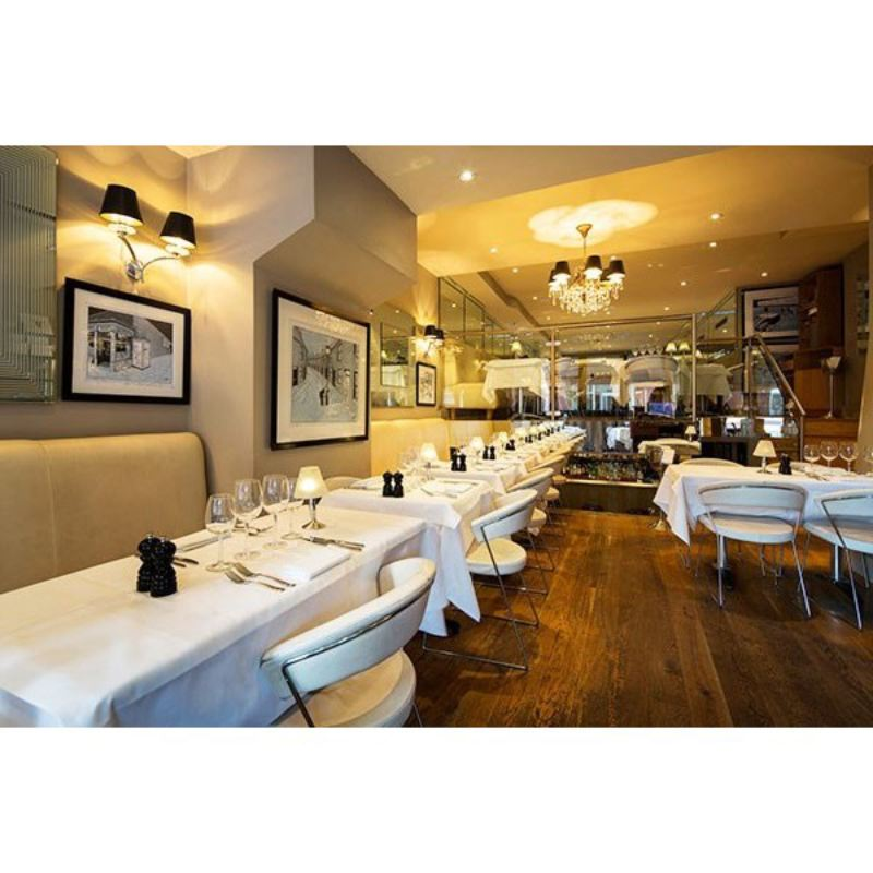 Stalls or Dress Circle Theatre Show and Fine Dining for Two at Marco Pierre White product image