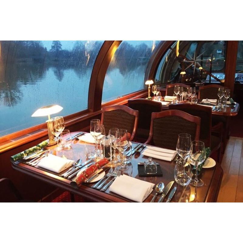 Bateaux Windsor Sunday Lunch Cruise on the Thames product image